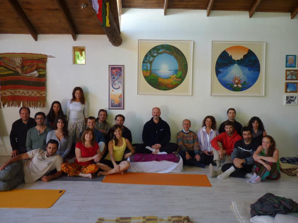 Las tres manifestaciones de la vía meditativa