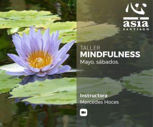 Taller Mindfulness sabados mayo 2021
