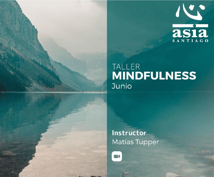 Taller Mindfulness Miércoles-Junio 2021