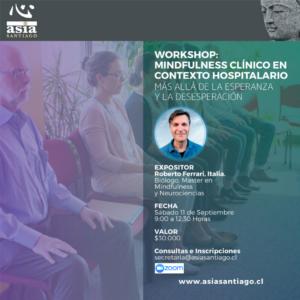 Mindfulness Clínico en Contexto Hospitalario