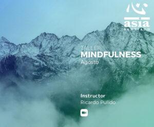Taller Mindfulness Agosto 2021