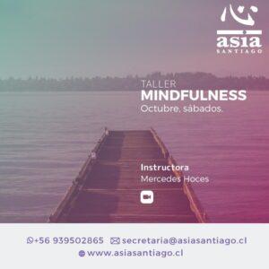 Taller Mindfulness Sábados Octubre 2021